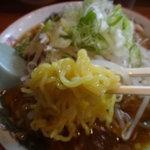 ラーメン 藤 - 麺リフト