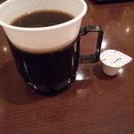 オアシスサウナ アスティル - ホットコーヒー
