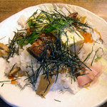 田幸 - 昼定食の「五目ちらし寿司」
