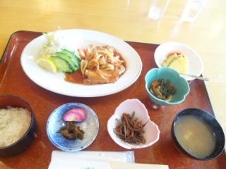 八幡平ハイツレストラン 水芭蕉