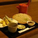 穂科 - おそばがとても美味しかったです