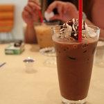 ナガハマコーヒー - アイスショコラ 567円