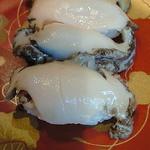 回転寿司函館まるかつ水産 - 1 蝦夷姫鮑