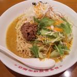 陳麻家 - 【2011/8 】冷やし坦々麺