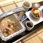 日本料理 桜楽 - <8月夜>お造り