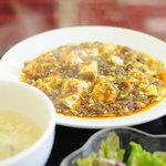 中国四川料理 あらき - 麻婆豆腐