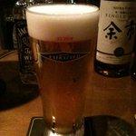酒楽座庵 - 「エクストラコールド」(550円)