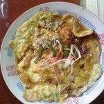 鳳儀亭飯店 - 料理写真:天津麺 500円