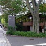 トラットリア セッテ ハイアット リージェンシー 京都 - 左手に京都国立博物館、後ろ側が三十三間堂、一番奥に写っているのが智積院って言う位置関係です。