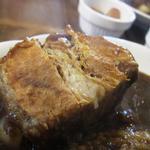 いずみカリー - 皮付き豚バラ ブロック カリー