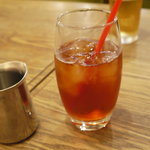 CAFE RIGOLETTO - アイスティー320円