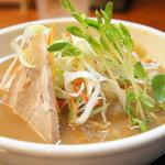 中華レストラン包茶 - つけ麺