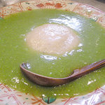 奈良 - 料理写真:牛蒡饅頭