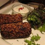 ラウンジバー・ クリシュナ - Tasty falafel