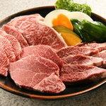 肉八 - 極上肉の【特選盛合せ】