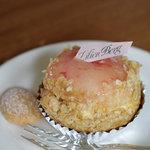 リリエン ベルグ - 桃のパイ