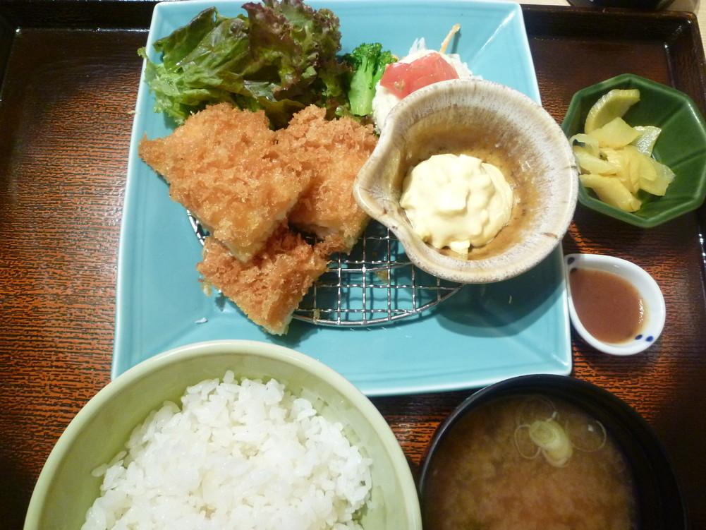 大戸屋 新横浜2丁目店