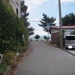 ル・ヴァン・ド・ヴェール - 目の前は琵琶湖