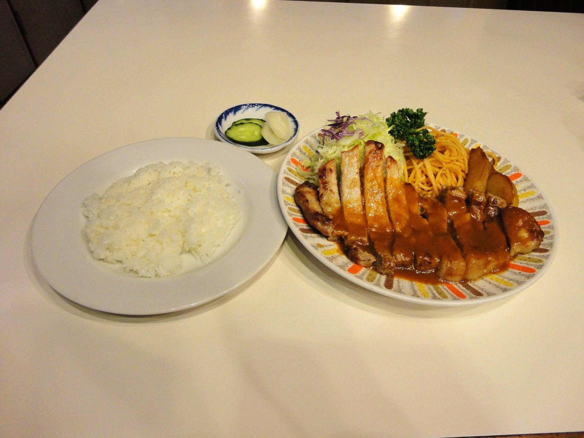 レストラン三富