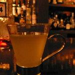 THE 日比谷 BAR - シメにこぶ茶というのもユニーク。驚くほど旨味を感じる