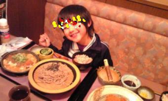 和食と甘味かんざし