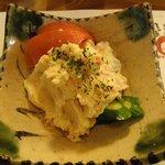 まる川反 - ポテトサラダ
