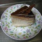シロツキ - チョコベイクド
