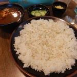 9263670 - 「カレー(極辛)」(1000円)です
