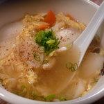 焼肉どんどん - ☆野菜スープも楽しめます(^o^)丿☆