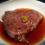 焼肉どんどん - ☆柚子胡椒とポン酢であっさり頂きます(^u^)☆