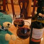 ナタラジ - 赤ワインをボトルで