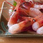 柿崎商店 海鮮工房 - えび刺身
