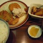 お食事処 三福 - あるひのまるじゅう(日替り定食)