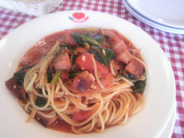 イタリアン・トマト カラオケパーク 白石蔵王店