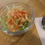 亜煉路館 - セットのサラダ