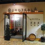 ワインバー&レストラン ブルディガラ - 玄関前