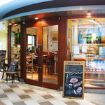 ワインバー&レストラン ブルディガラ - BOULANGERIE BURDIGALA:玄関前