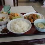 香茗苑 - 料理写真:酢豚定食