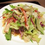 本格中国料理 華中苑 - 冷麺