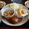 お料理ふらいぱん - 料理写真:本日のフライパンセット