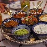 カフェ・ドゥ・モロッコ -
