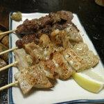 梵亭 - 串焼き