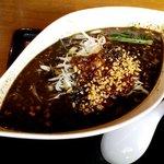 ラーメンレストランHao! - 「黒ごま担々麺」880円だったかな。