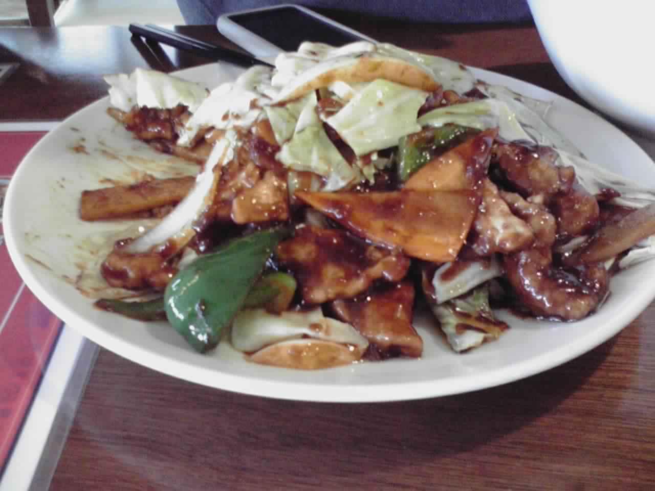 台湾料理 味鮮