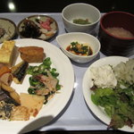 9409734 - 和食中心で!