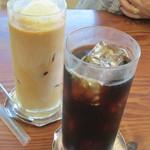 下下味亭 吉茶 - コーヒー&コーヒーフロート