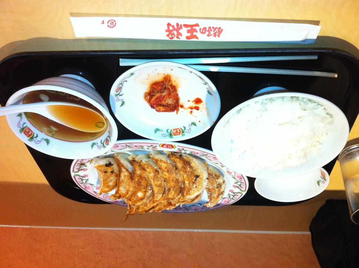 餃子の王将 国立駅南口店