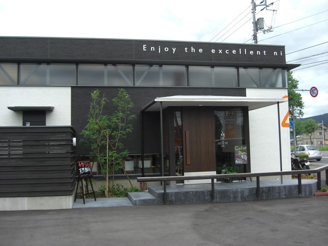 カフェ ニコニコ