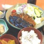 福禄寿 - 味噌カツ膳