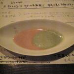 カヴォーロ - 冷たいスープ